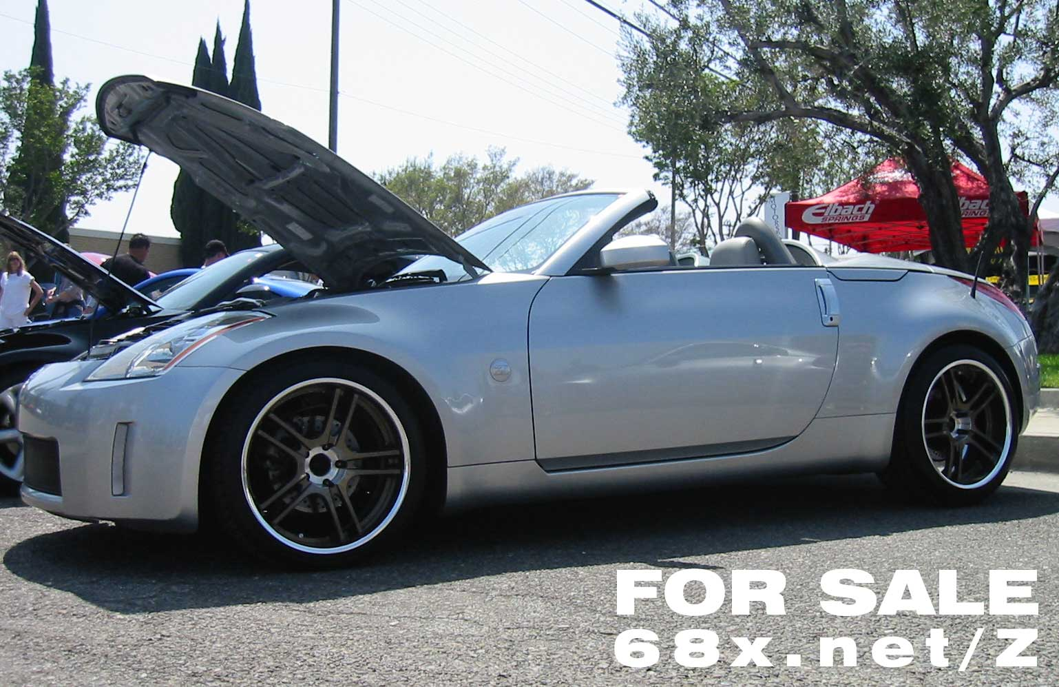 For sale 2004 12 nissan 350z roadster touring 350z picture vanachro Gallery